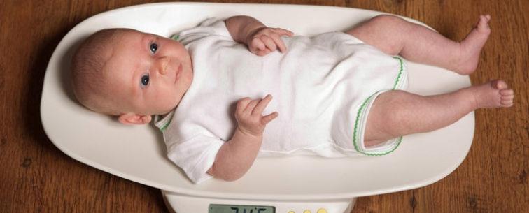 Весомый аргумент: как быстро новорожденный должен набирать вес?