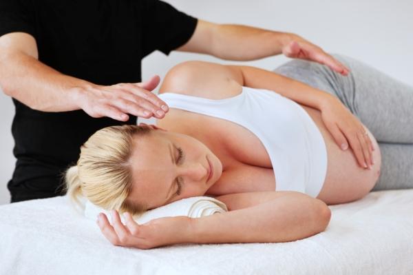 Какие виды массажа будут полезны беременным