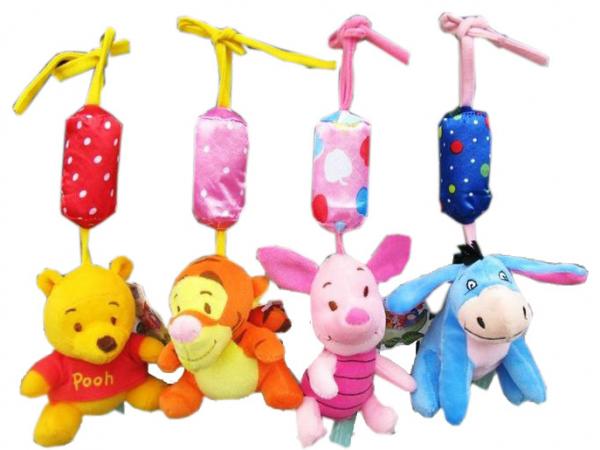 Какие игрушки подходят новорожденным