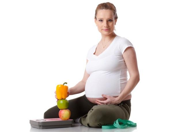 Как поддерживать свою фигуру во время беременности
