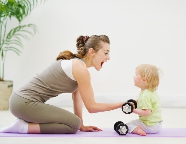 Материнская роль в формировании личностных качеств ребенка