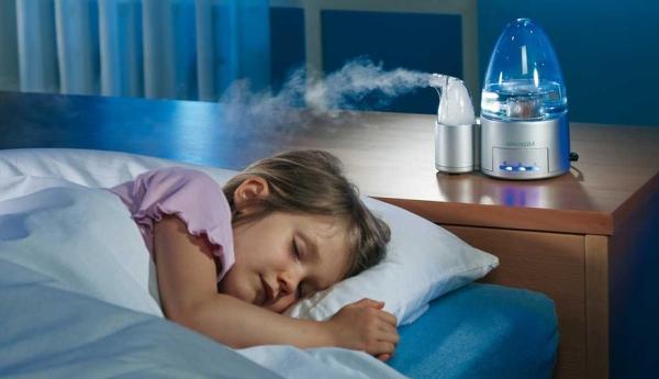 Какая влажность и температура должна быть в детской комнате