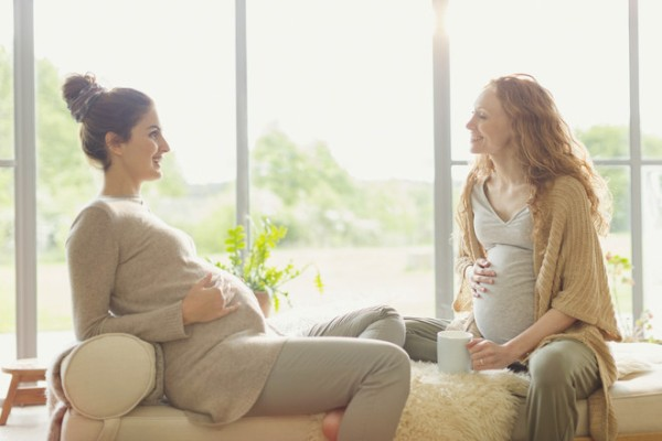 Почему при беременности часто меняется настроение