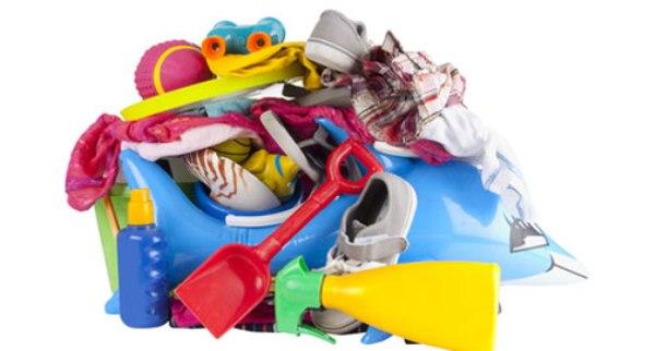 Как выгодно избавиться от ненужных детских вещей