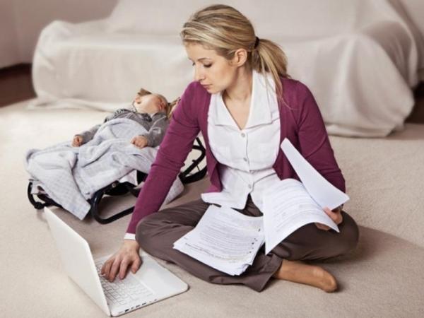 Какие выплаты положены неработающей маме
