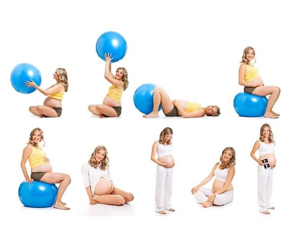 Какую зарядку рекомендуется делать будущей маме