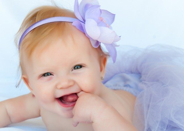 Особенности воспитания девочек с первых дней жизни