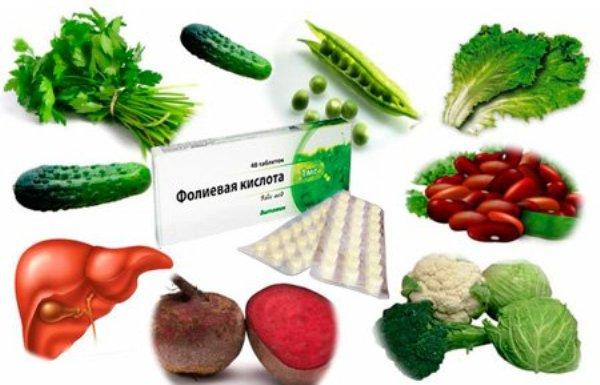 Чем важна фолиевая кислота (витамин В9) при беременности
