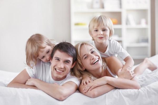 Льготы для семей с двумя и более детьми