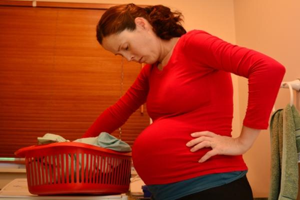 Как беременной девушке отмазаться от работ по дому