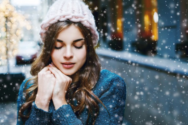 Без какого вида ухода за волосами зимой, волосы будут чувствовать себя неважно