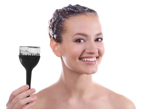 Вы только испортите волосы, если будете их так окрашивать