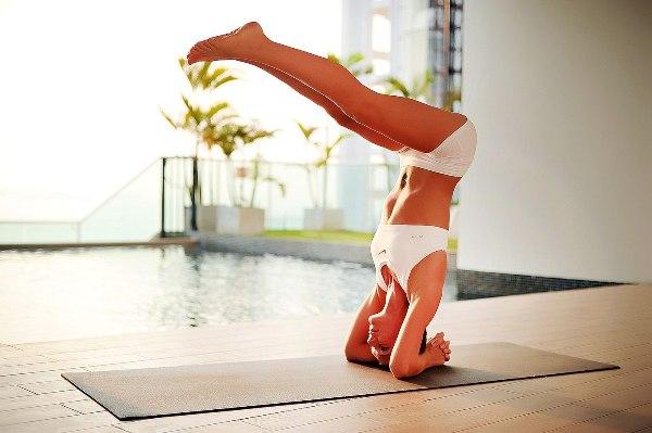 Йога – один из ключей к красоте и здоровью