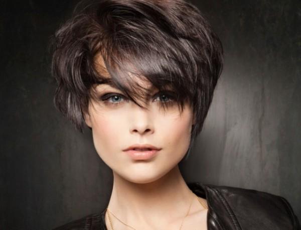 10 вариантов укладки для коротких волос