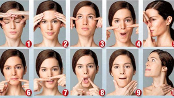 Вы сохраните молодость лица, если будете делать такой массаж по 10 минут в день
