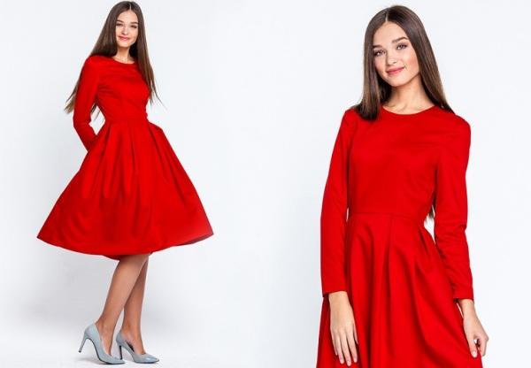 Платья, которые лучше не одевать в новогоднюю ночь