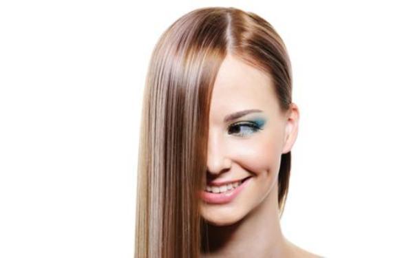 Способы создать блеск для волос, как после салонной процедуры