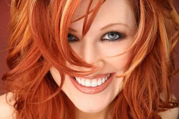 Как подобрать цвет волос под цвет глаз