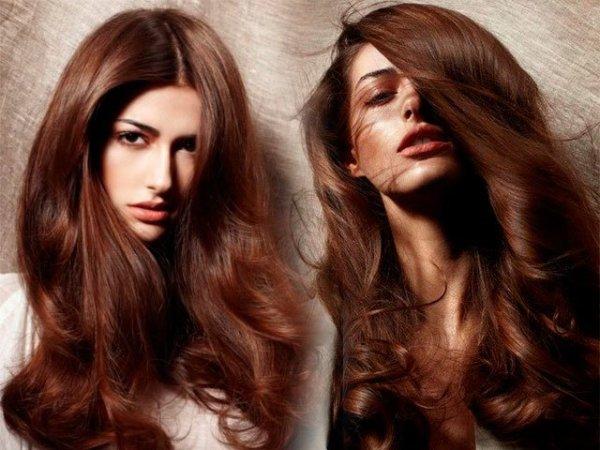 Кофейные тренды в окрашивании волос, как выбрать свой