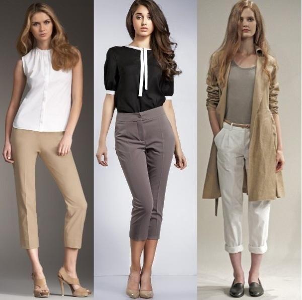 Какая одежда беспощадно укорачивает ноги?