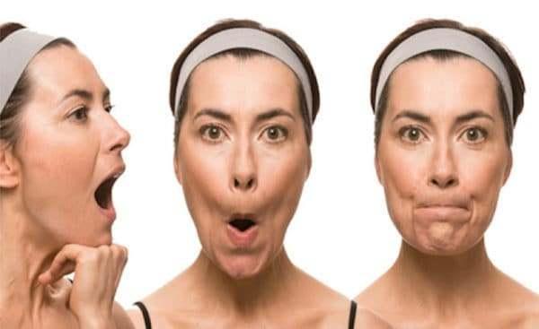 5 простых упражнений, которые помогут подтянуть контур лица