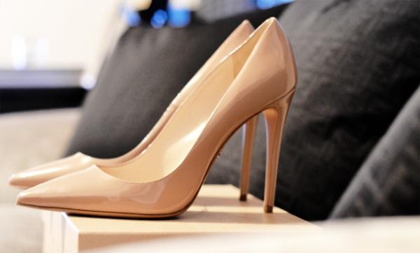 Обувь, которая зрительно удлиняет ноги