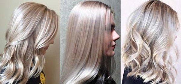 Как определить какой оттенок блонда тебе подойдет