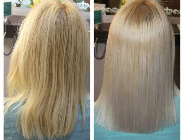 Почему стоит отказаться от ботокса для волос