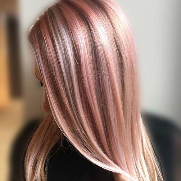 Клубничный блонд, новый тренд 2019 года: кому подойдет, а кому даже не стоит пробовать