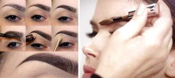 Как нарисовать идеальные брови самостоятельно: пошаговая инструкция