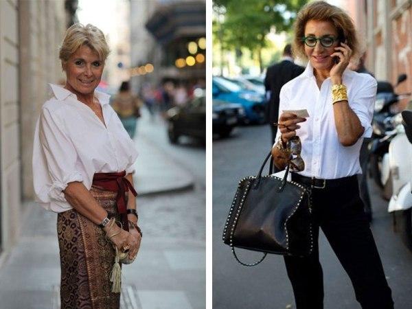 Никогда не поздно: как начать выглядеть безупречно в 50 лет