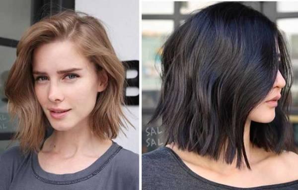 5 стрижек, которые сделают тонкие волосы – густыми