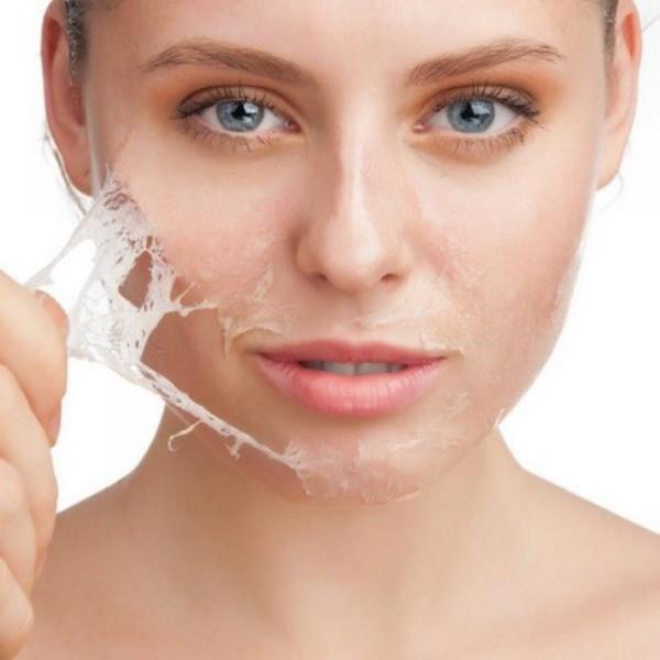 Избавиться от шелушений на коже в 3 этапа