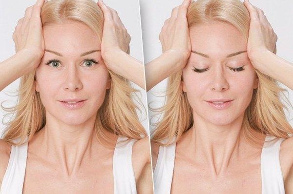 7 упражнений для лица, которые избавят от морщин