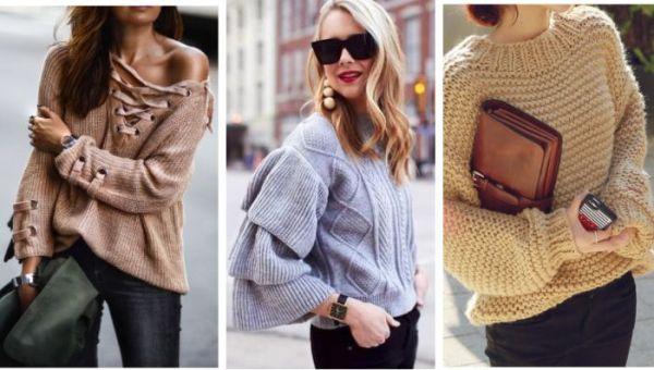 Пуловер, кардиган, джемпер, что еще мы называем кофточками – учимся разбираться в фасонах