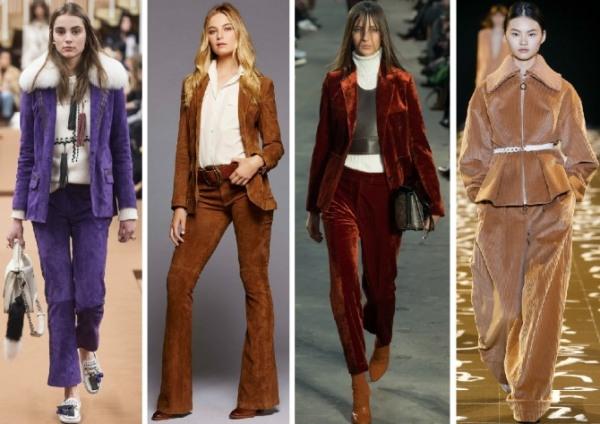 С чем носить брюки из вельвета: 10 лучших подборок для этой весны