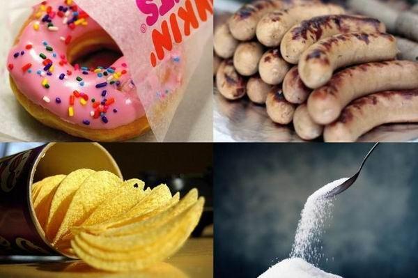 10 продуктов, которые уничтожают вашу молодость