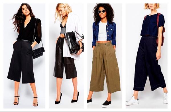 10 нескучных и стильных образов для любительниц классических брюк