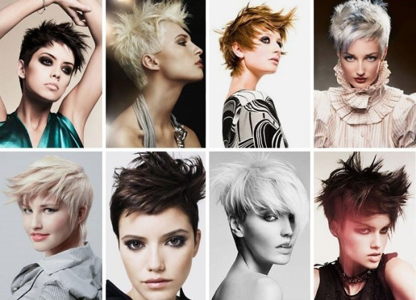 5 вариантов домашней укладки на короткие волосы