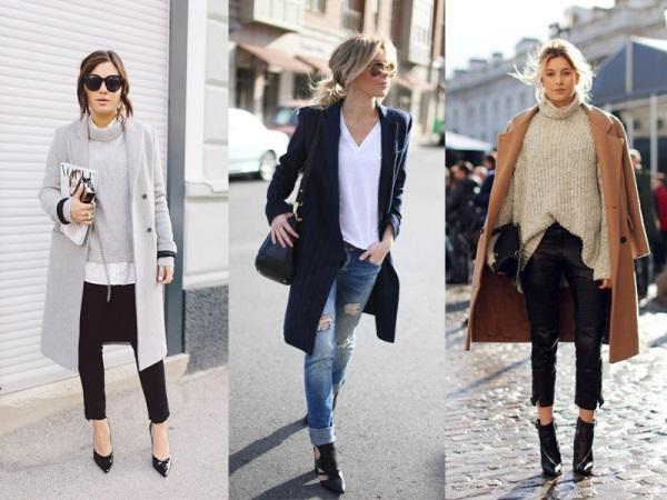 Как носить пальто, чтобы выглядеть не хуже звезд: 7 стильных идей