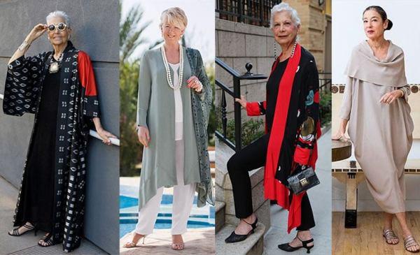 Стиль в 50 лет: самые распространенные ошибки женщин