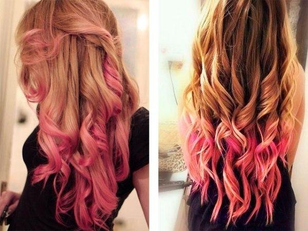 Как правильно пользоваться смываемой краской для волос