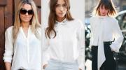 Белая рубашка освежит любой образ: 5 стильных идей