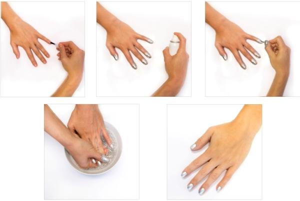 Новый лак-спрей для тех, кто ненавидит красить ногти