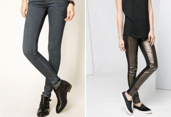 Самые худшие сочетания обуви и штанов, которыми грешат русские женщины