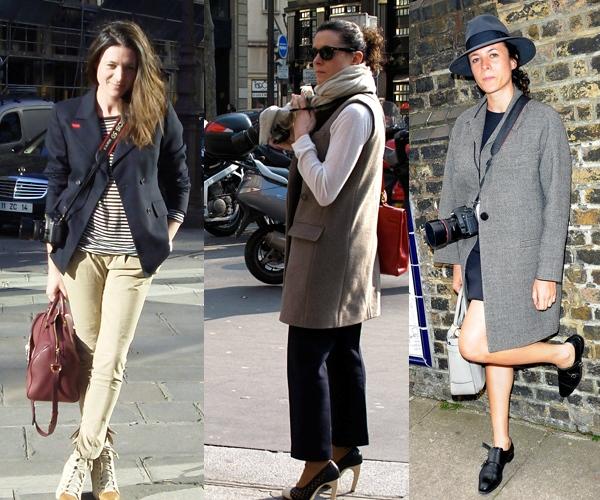 Учимся у француженок: 5 стильных образов пожилой женщины из Парижа
