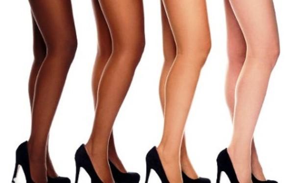 Как правильно выбирать колготки телесного цвета