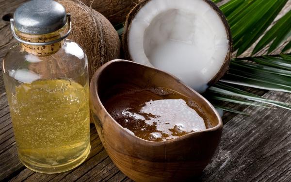 Кокосовое масло - универсальное средство для ухода