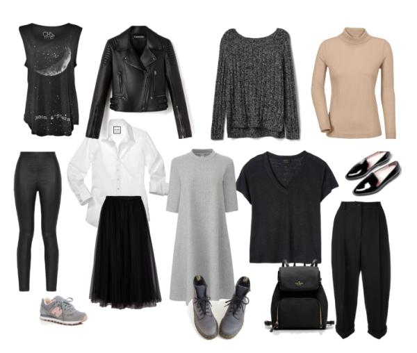 Что такое базовый гардероб и как он поможет выглядеть стильно, не затрачивая много денег