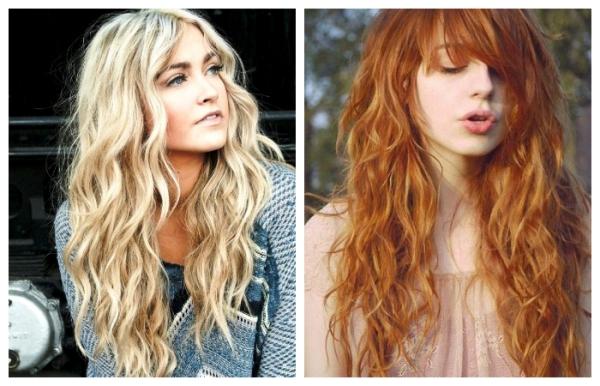 5 лучших укладок волос для широкого лица